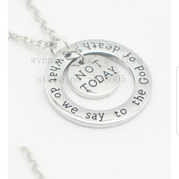 Jewelry - 🔥5 for $25🔥 Game of Thrones Necklace
